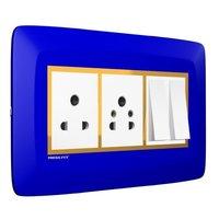 Pressfit LX Multicolor Modular Switch Plates