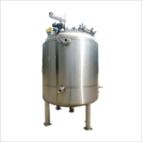 Pharmaceutical Reactor Vessel