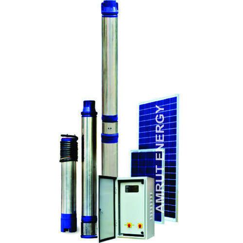 2 HP Solar Pump