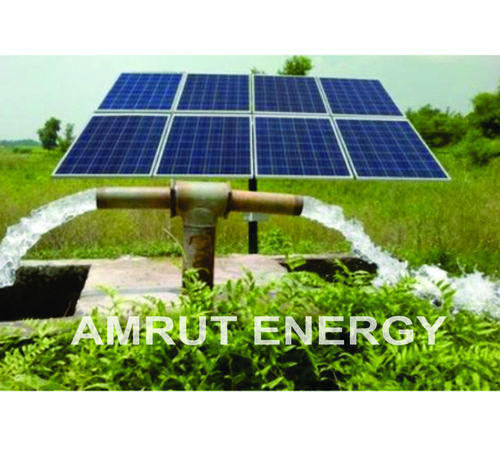 2 HP Solar Surface Pump