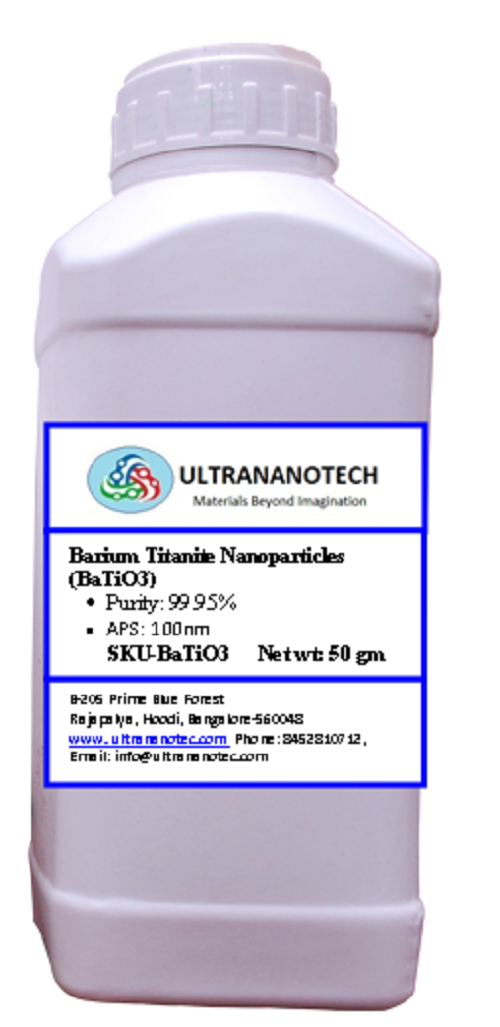 Barium Titanite Nanopowder ( BaTiO3)