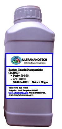 Barium Titanite Nanopowder ( BaTiO3)