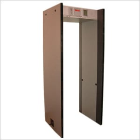Multi Zone Metal Detectors