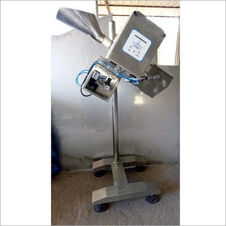 Dry Fruits Metal Detector