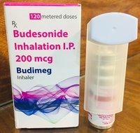 Budesonide inhalation I.P 200 mcg.