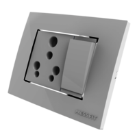 Press Fit Omyah Modular Switch Plates