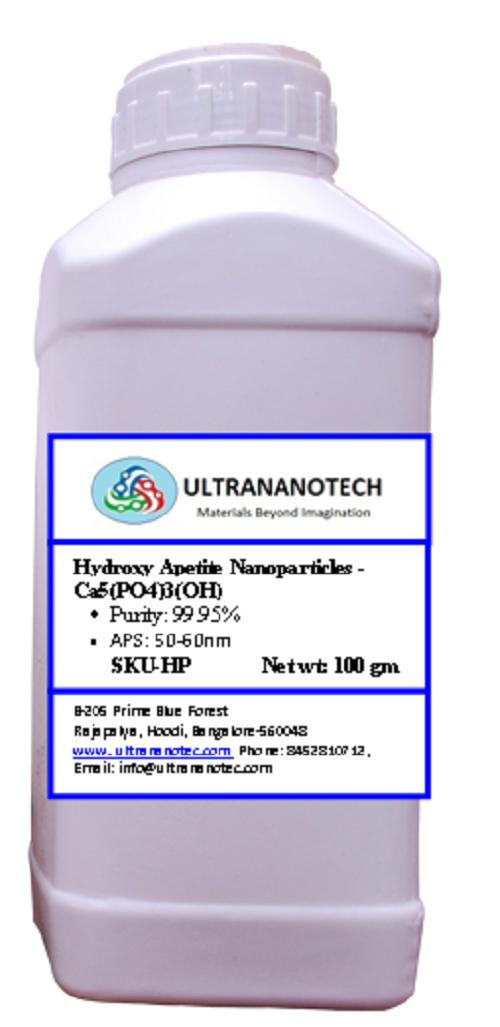 Hydroxy Apetite Nanopowder-Ca5(PO4)3(OH)