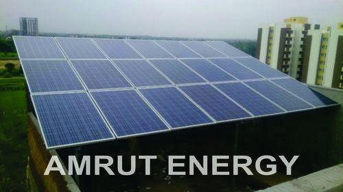 Amrut 3 HP Solar Irrigation System
