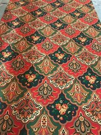 Non Wooven Printed Carpet - Persian