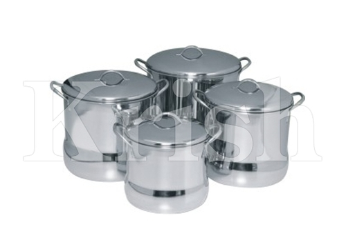 Belly stock pots
