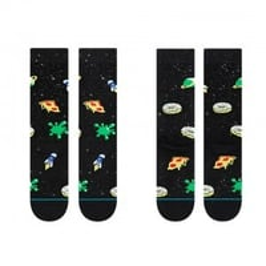 Art Space Universe Pattern Socks