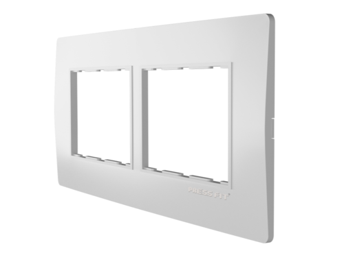 Press Fit Omyah Modular Switch Frame Plate