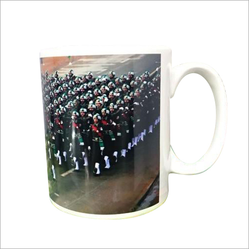 Sublimation Printed Tea Mug