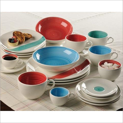 Ceramic Hotel Ware Crockery
