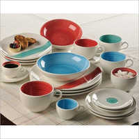 Ceramic Hotelware Crockery Set
