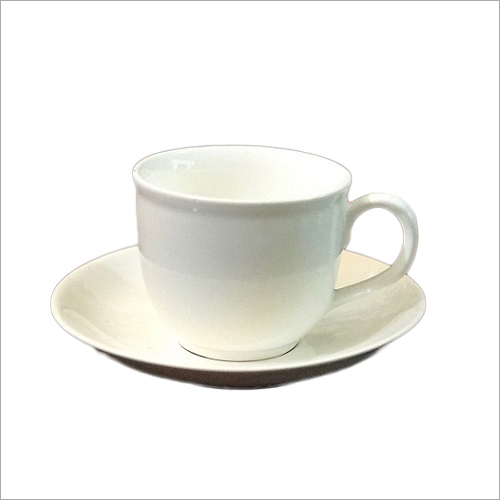 Ceramic Cup And Saucers