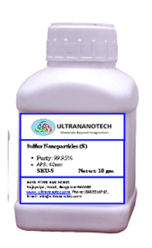 Sulfur Nano ( S)