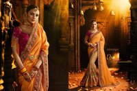 Stylish Assam Silk Saree