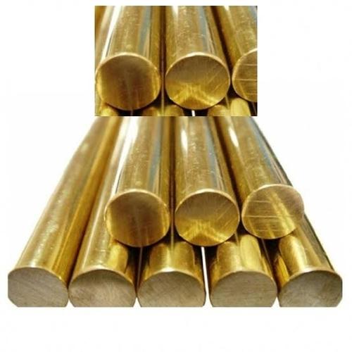 Yellow Brass Rods