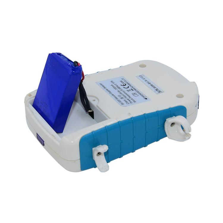 Ultrasonic Vascular Doppler Detector