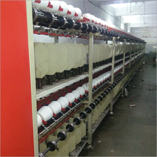 Cotton TFO Machine