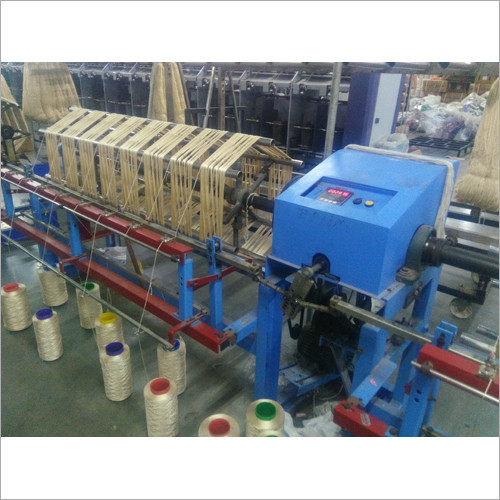 TFO Spindle Machine