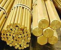 Yellow Brass Bars