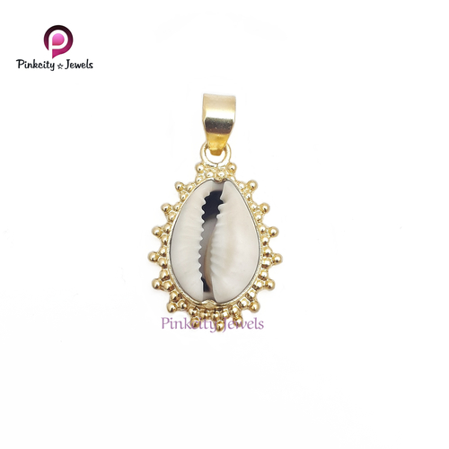 Sea Shell (Codi) 925 Silver Pendants