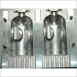 Double Cavity Blow Mould