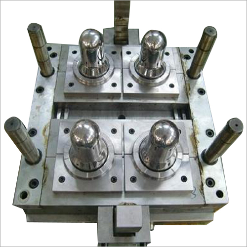 Plastic Jar Preform Mould