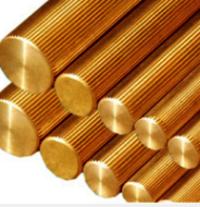 Brass Extrusion Knurling Rods