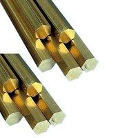 Brass Hexagonal Bars