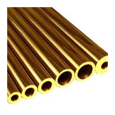 Brass Hollow Bars