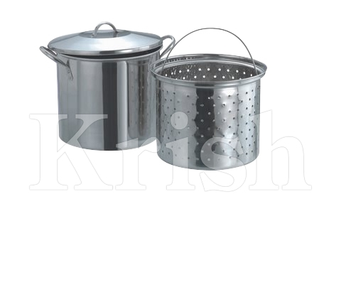 Basket Steamer Set - 3 pcs