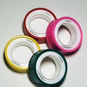 silver teflon tape