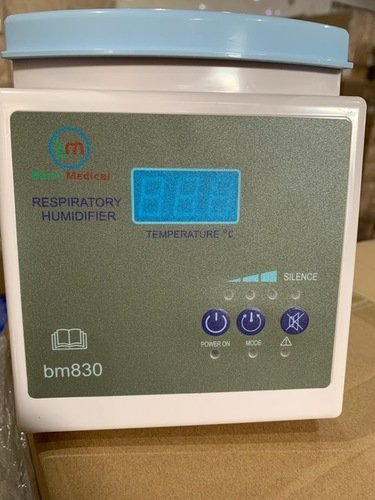 Respiratory Humidifier Certifications: Ce Iso