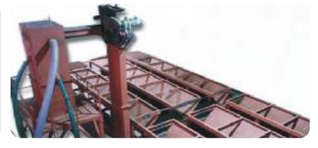 Fully Automatic Abrasive Recovery System