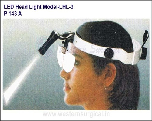 LED Head Light Model-LHL-3