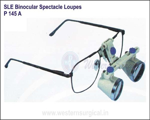 SLE Binocular Spectacle Loupes