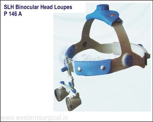 SLH Binocular Head Loupes