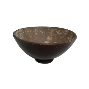 Coconut Shell Polished Bowl