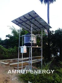 Solar Energy Operated Pump