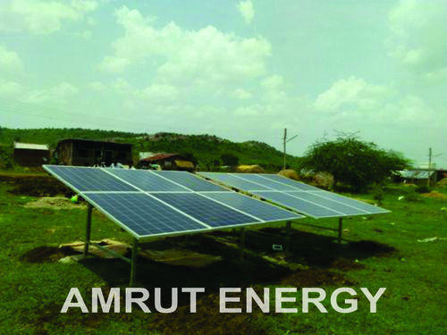 Amrut Solar Energy Pump