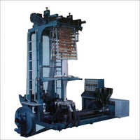 Shaheen High Out Put HM HDPE Blown Film Plant