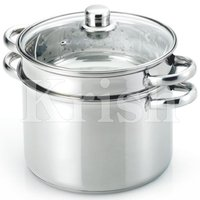 Encapsulated Pasta cooker set - 4 pcs