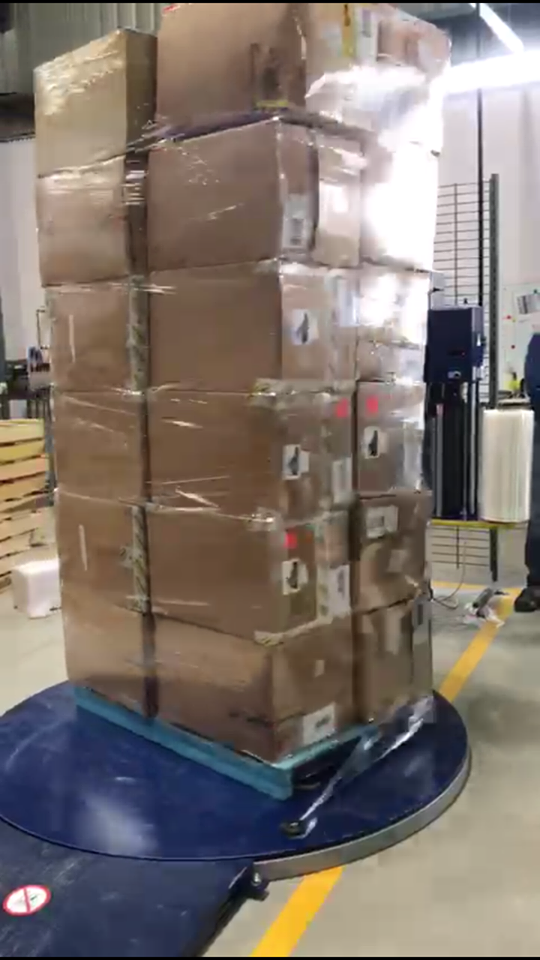 Pallet Wrapping Machine VP 2000 B