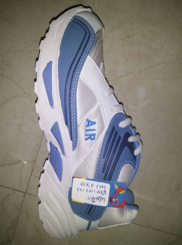 Blue Sport Shoes