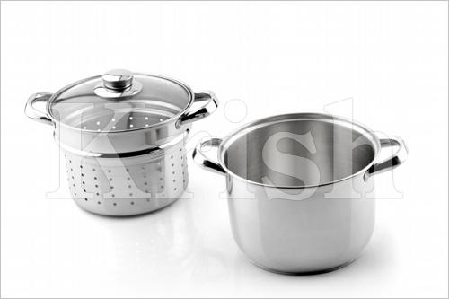 Encapsulated pasta cooker set -3 pcs