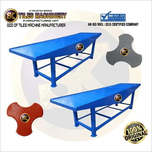 Concrete Vibration Table