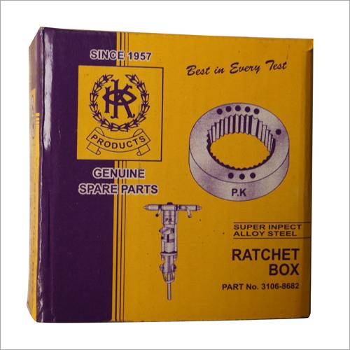 Jack Hammer Ratchet Ring